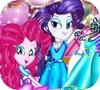 Игра Одевалка: Наряд для принцессы