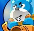 Игра Зума: Медведь и Кот