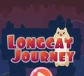 Игра Приключение длинного кота