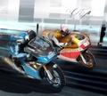 Игра Супер мотоцикл GT