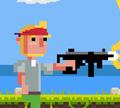 Игра Безумие пиксельной войны