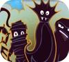 Игра Поиск отличий: Ужасающий Хэллоуин
