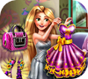 Game Find Rapunzel's Ball Outfit