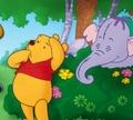 Игра Винни Пух: в поисках меда