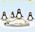 Игра Прыжки пингвинов