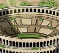 Игра Ночь в Колизее