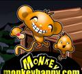 Игра Поиск обезьянок: Военная база