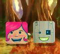 Игра Девушкам нравятся роботы