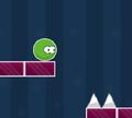 Игра Зелёный мяч