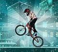 Игра BMX: Гонка по крышам