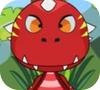 Игра Кормление динозавра