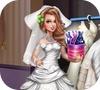 Игра Одевалка: Свадьба Сири