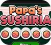 Игра Суши от папы Луи