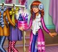 Игра Одевалка: Стиль Трис