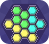 Game Hex Blocks Puzzle