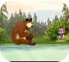Игра Маша и Медведь: На рыбалке