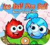 Игра Ледяной и огненный шары: Рожденные вместе