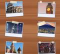 Игра Паззл: Путешествие по городам