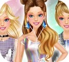 Игра Одевалка: Голографический наряд