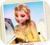 Game Elsa And Moana Travel Diary