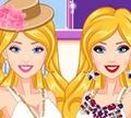 Игра Одевалка: Наряд для Барби