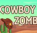 Игра Ковбой зомби