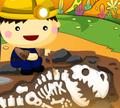 Игра Археолог: Юрское приключение