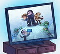 Игра Trollface: ТВ-шоу