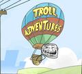 Игра Приключение тролля