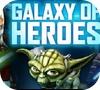 Игра Клоны звездный войнов: Герои галактики