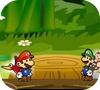 Game Mario Jungle Escape
