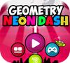 Game Geometry Neon Dash