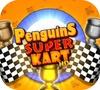 Игра Супер картинг с пингвинами