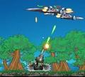 Игра Танковая атака: Атака с воздуха