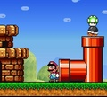 Игра Марио: Новое приключение