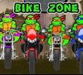 Игра Черепашки Ниндзя: Зона мотоциклов