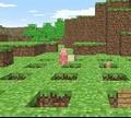 Игра Майнкрафт: Ударить по ресурсам