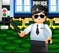 Игра Лего Майнкрафт: Строитель. Полицейское издание