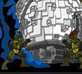 Игра Черепашки Ниндзя: Бои на двоих