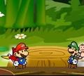 Игра Марио: Побег из джунглей