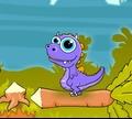 Игра Рай для динозавра