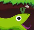 Игра Змейка: Выход из пещеры