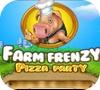 Игра Веселая ферма - печем пиццу