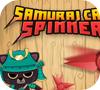 Игра Спиннер кота-самурая