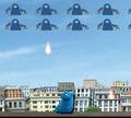 Игра Игра Монстры против пришельцев: Вторжение Галактазара