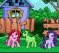 Игра Как рисовать Пони