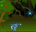 Игра Приключение Пони с зубной щеткой