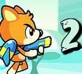 Игра Супер приключение мишки 2
