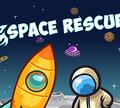 Игра Спасение космонавтов