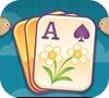 Игра Весенний пасьянс Косынка